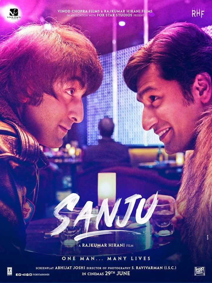 Vicky Kaushal introduced as Ranbir Kapoor's best friend in 'Sanju'