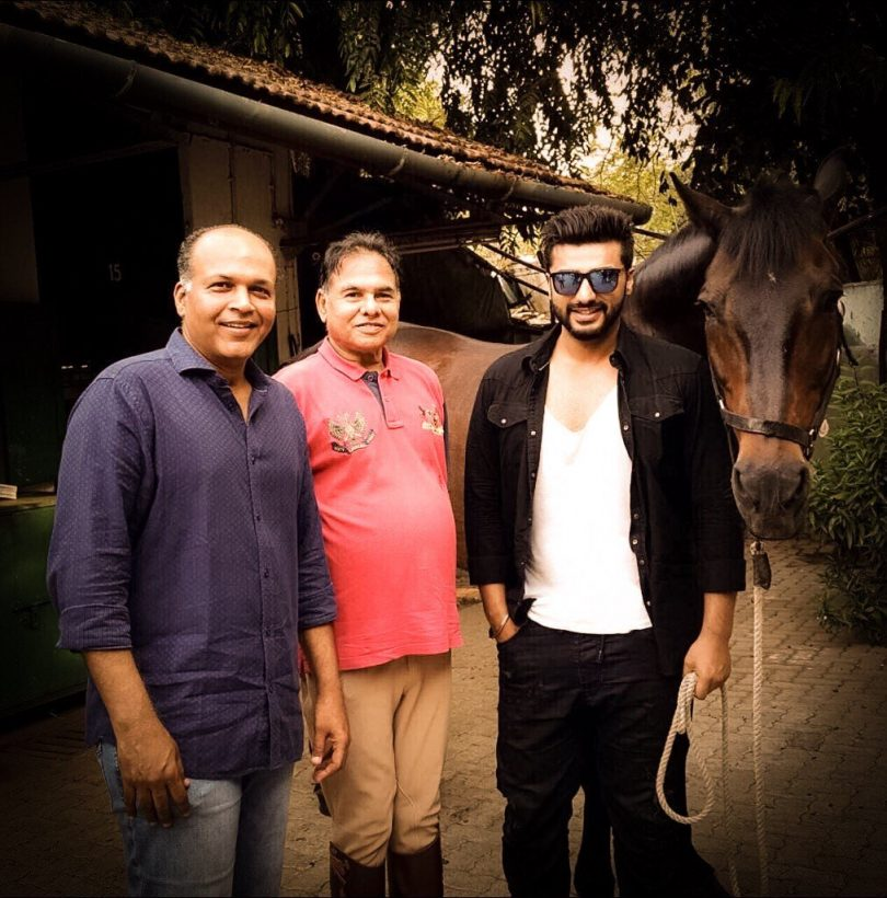 Arjun Kapoor learns horse riding for 'Battle of Panipat'