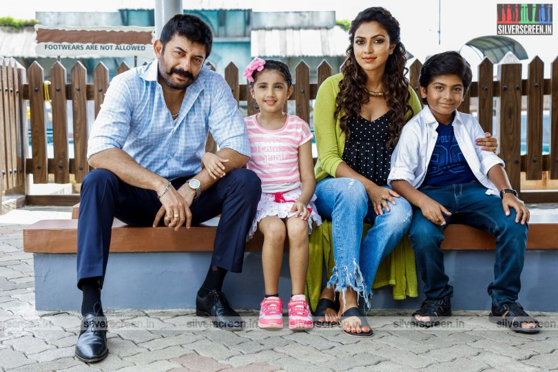 Bhaskar Oru Rascal movie review: Arvind Swami should thrive on a story and not stardom
