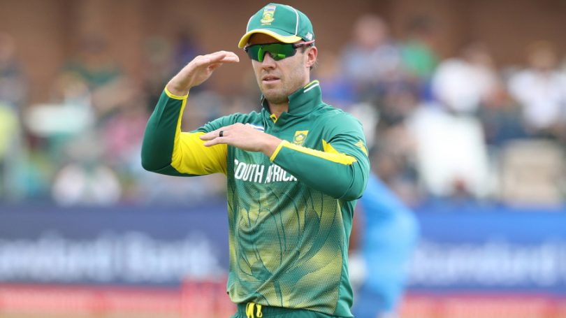 AB de Villiers announced his INTL retirement from cricket
