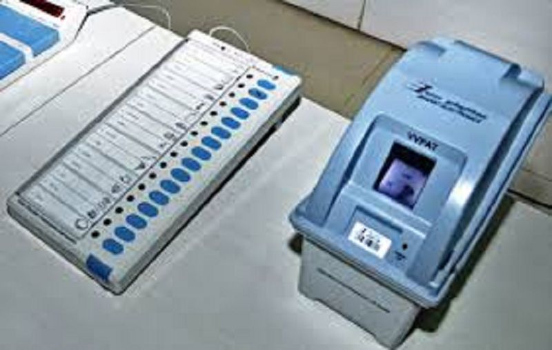 'Replace EVMs with paper ballot'
