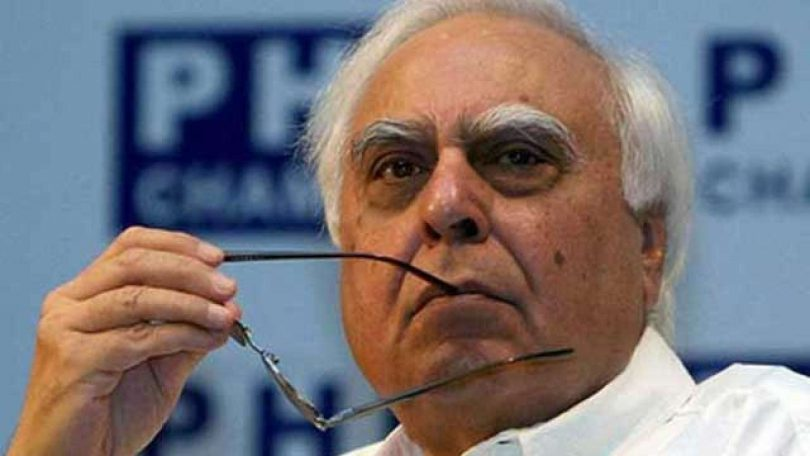 Kapil Sibal withdraws plea challenging the vice-president's decision, removal motion against CJI Dipak Misra in Supreme Court