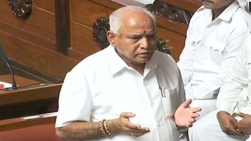 Yeddyurappa resigns as Karnataka Chief Minister, will fight till last breath, Says BS Yeddyurappa