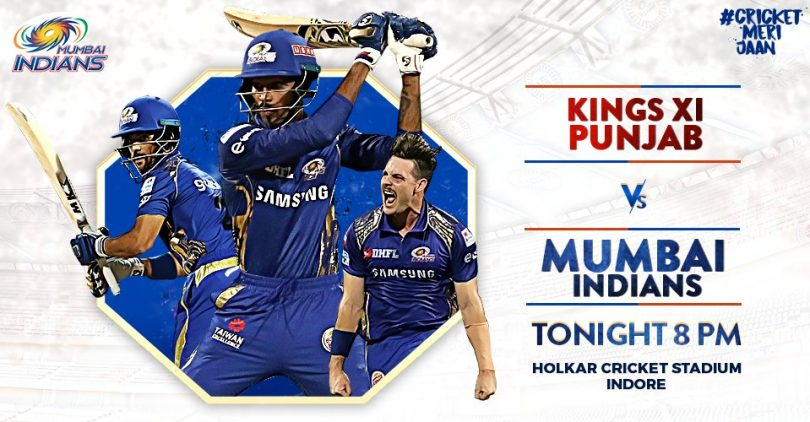 IPL 2018 KXIP vs MI Match Preview: Mumbai will play last game for survival against Punjab