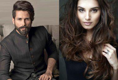 Shahid Kapoor starrer 'Arjun Reddy' to have Tara Sutaria as female lead?