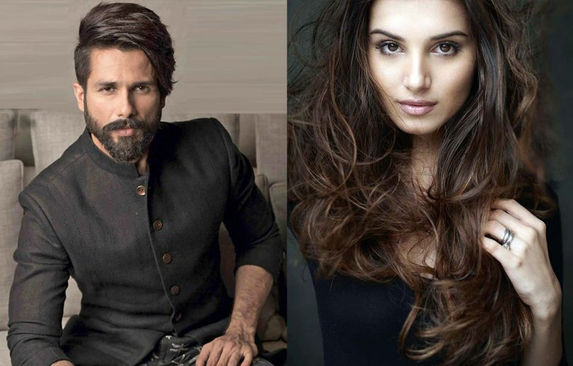 Shahid Kapoor starrer 'Arjun Reddy' to have Tara Sutaria as female lead?