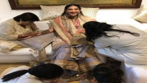 Bride Sonam Kapoor, Who is going to marry Ahuja