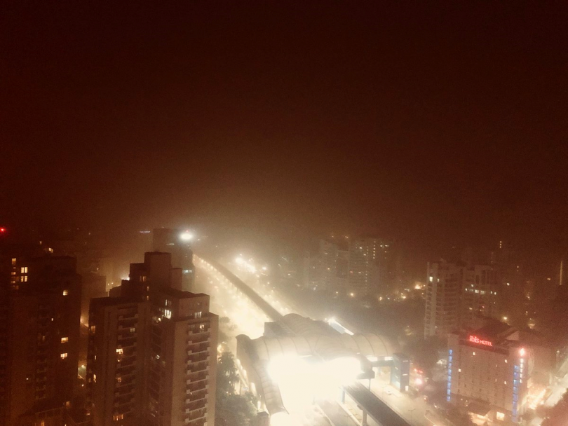 Dust Storm, Delhi Metro releases statement regarding the storm, Government advices people to remain cautious