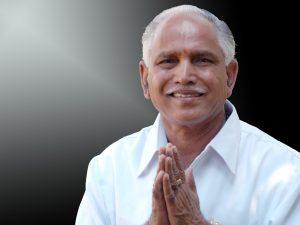 B. S Yeddyurappa