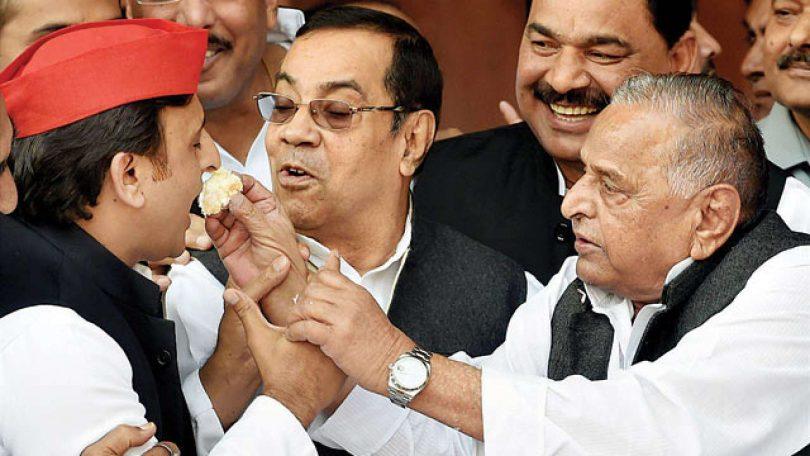 Akhilesh Yadav will contest from Kannauj, Mulayam Singh will represent Mainpuri