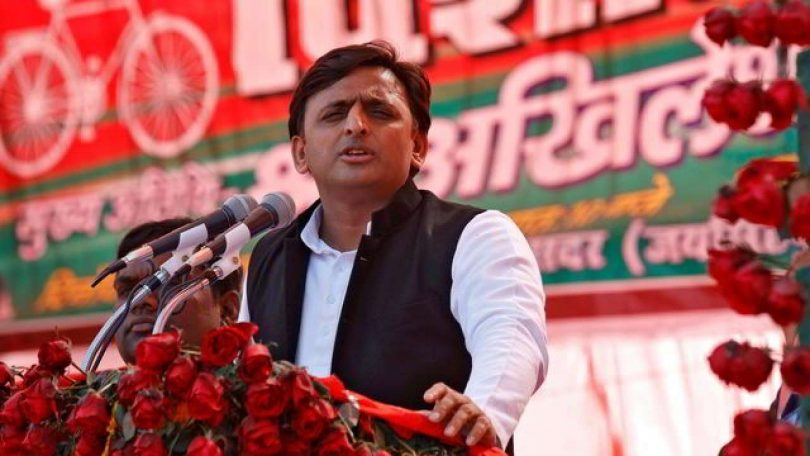 SP Chief Akhilesh Yadav slams BJP over Lucknow Bungalow controversy