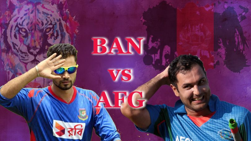 Bangladesh vs Afghanistan 1st T20I Match Preview: Afghans tested before the Test