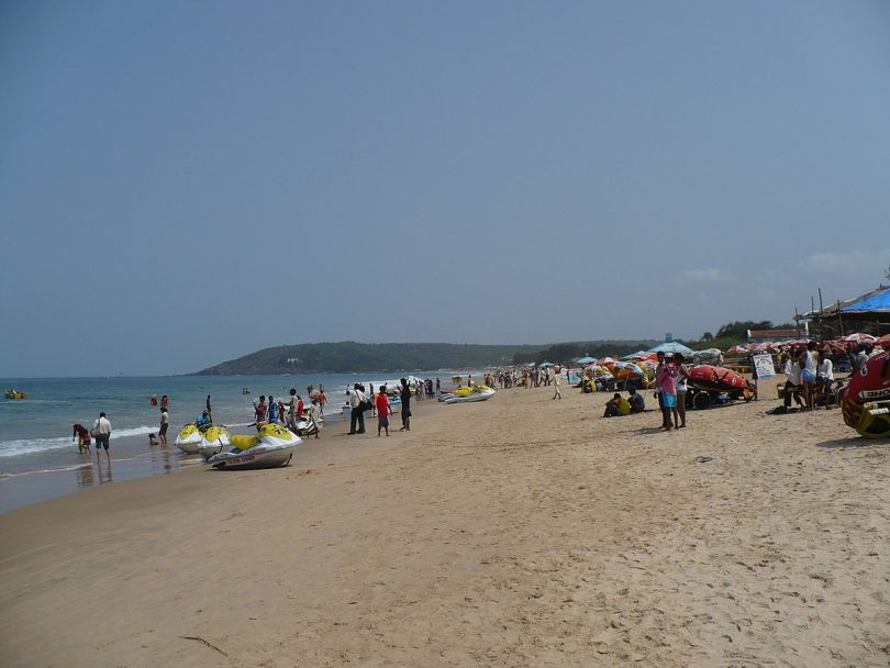 Goa, Five people drown in Arabian sea, in Calangute