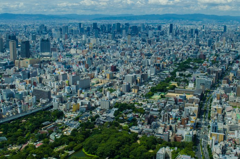 Osaka, Japan hit with an Earthquake of magnitude 6.1 on Monday morning, No Tsunami danger