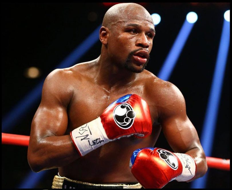 Floyd 'Money' Mayweather crowned the Forbes Number 1 Top Paid Athletes 2018