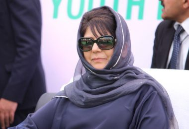 Mehooba Mufti resigns as Jammu & Kashmir Chief Minister