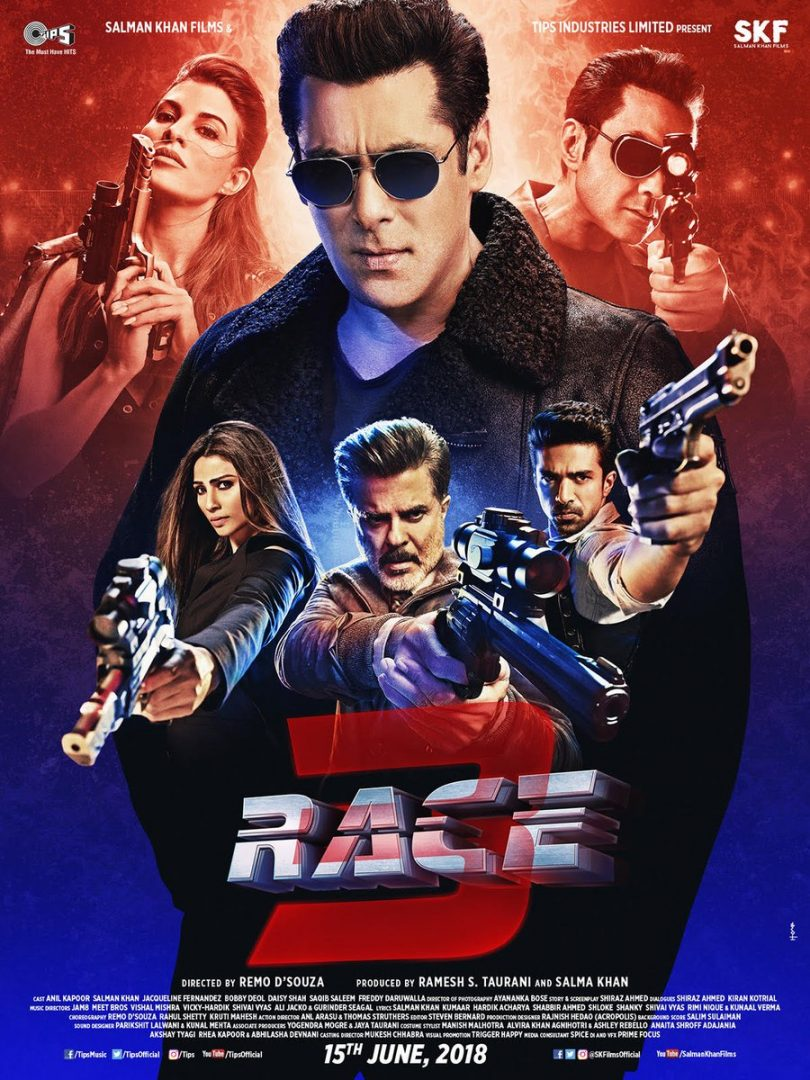 Salman Khan's Race 3 is bad, but still has better Box office than content led movies like Parmanu