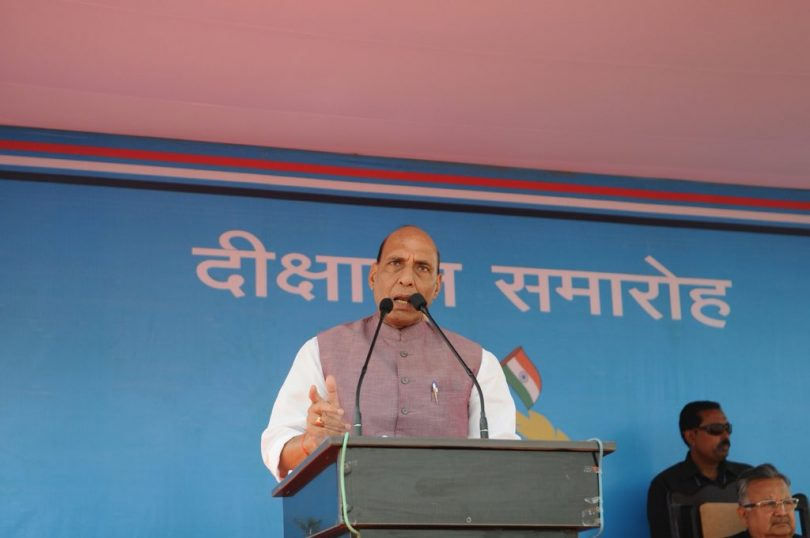 Rajnath Singh leaves for 3-day Mongolia Visit today to strengthen the Security Cooperation