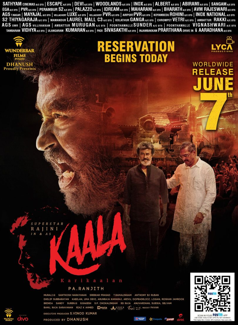 Rajinikanth's Kaala faces the wrath of the Pro-Kannada activists and KFCC as it gets banned in Karnataka