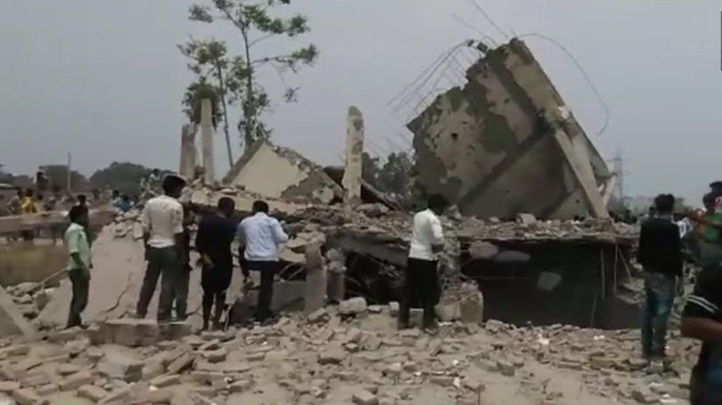 Lucknow, Kakori blast, two dead in a house explosion