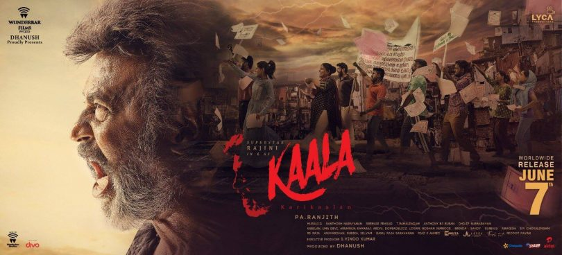 Surrounded in Controversies Kaala will release tomorrow on 7th June