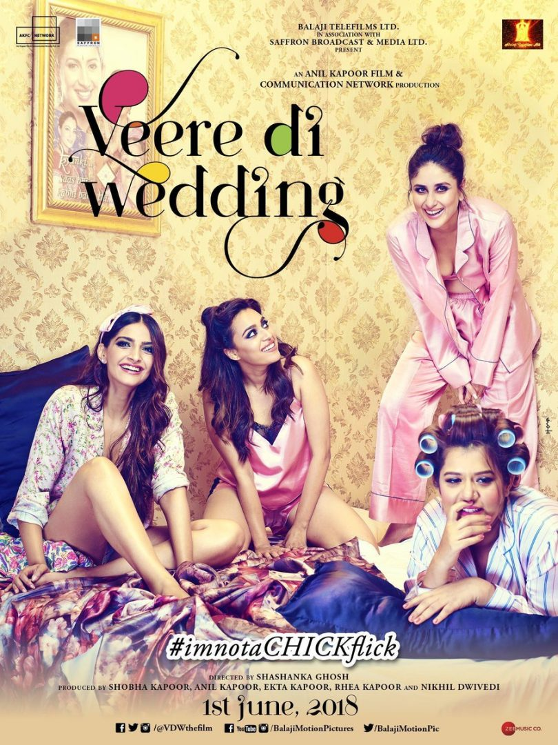 Veere Di Wedding audience review: Find out if Sonam Kapoor and Kareena Kapoor's movie gets a thumbs or not
