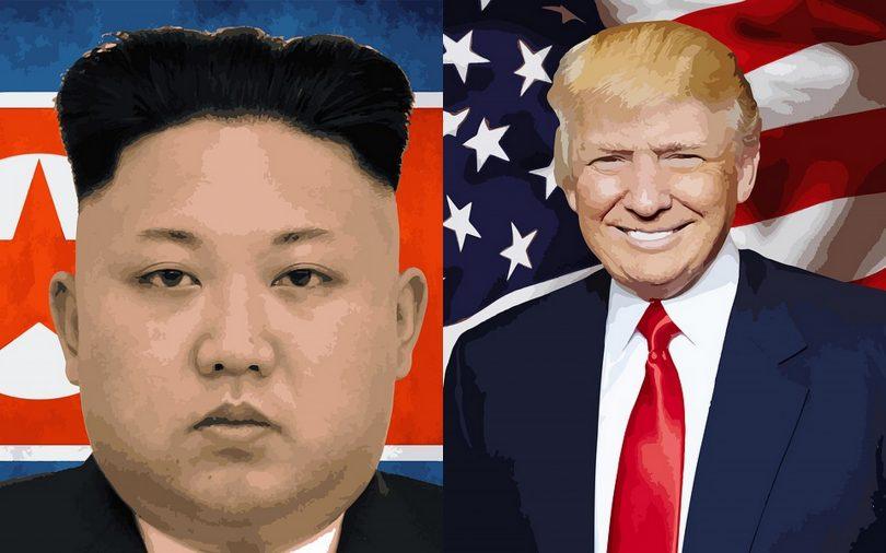 Donald Trump meets with Kim Jong-Un: A H-istoric meeting