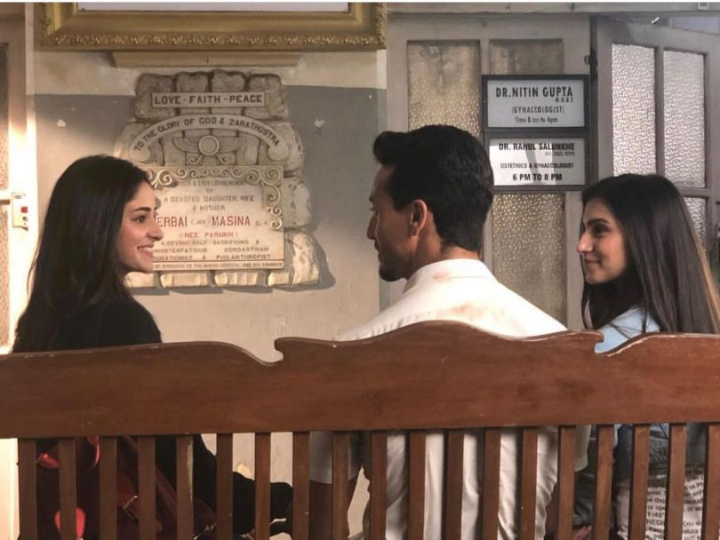 Student of the year 2, Tiger Shroff, Tara Sutaria and Ananya Pandey begin second schedule of the shooting