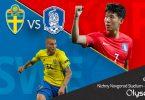 FIFA 2018 Match 12 – Sweden vs. Korea Republic Match Preview: Its Asia vs Europe