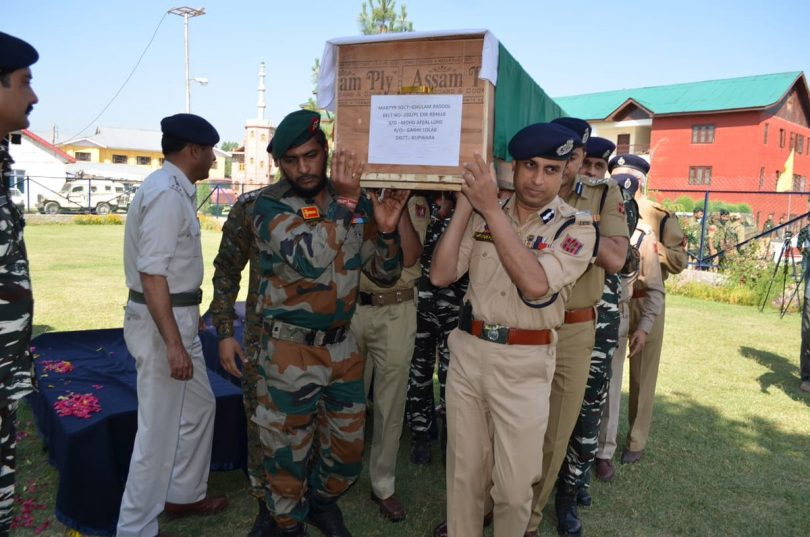 Pulwama, Jammu and Kashmir, 2 policemen killed in terrorist attack