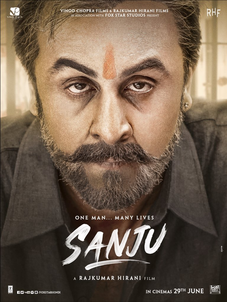 Sanju movie: All the controversies in the life of Sanjay Dutt, 1993 bombings, drugs, Madhuri Dixit and more