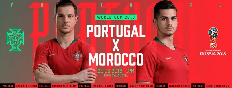 FIFA 2018 Match 18 – Portugal vs Morocco Match Preview: All eyes on Portugal's star striker Ronaldo