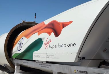 Virgin's Hyperloop One in India: Will it be another Liability or Will it help India Grow on a Global Scale?