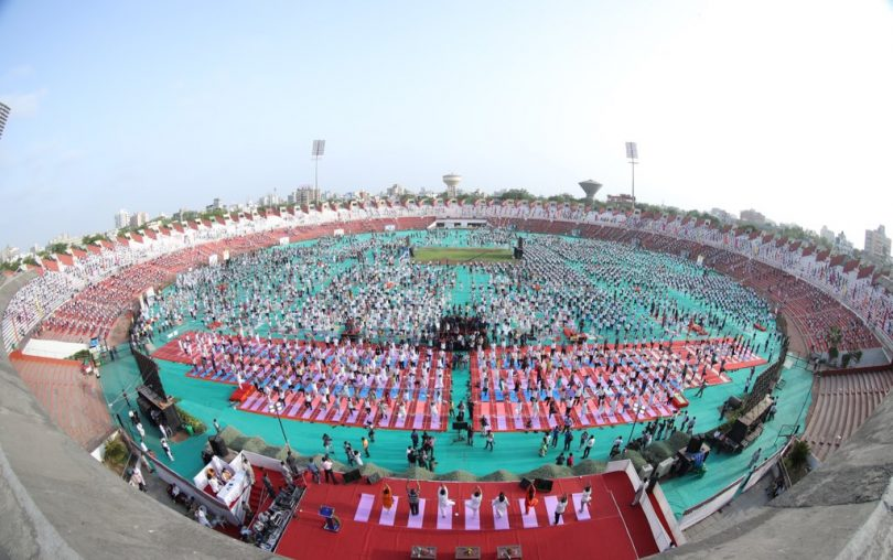 International Yoga Day 2018, a practice to keep mind and body healthy