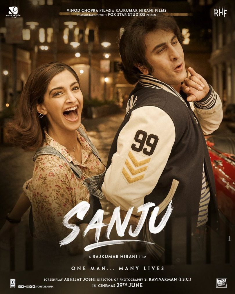 Sanju Movie Box Office collection day one, Opening day collection