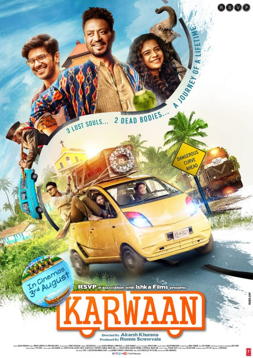 Karwaan movie trailer: Irrfan Khan, Dulquer Salmaan shine in the first look