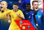 FIFA 2018 Match 4 – Australia vs. France Match Preview: First challenge for Australia