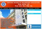 Tripura Madhyamik 10th Board Result 2018 declared at tripuraresults.nic.in, tbse.in