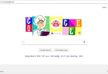 The inventor of Apgar Score – Dr. Virginia Apgar honored by Google