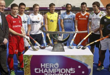 FIH Hockey Champions Trophy 2018; Full Schedule and Fixtures