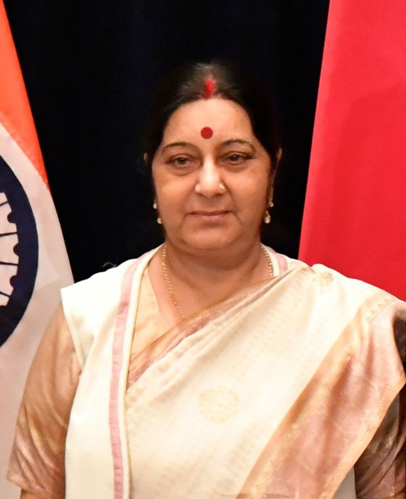 Sushma Swaraj's plane, travel from India to Mauritius cuts communication for 14 minutes