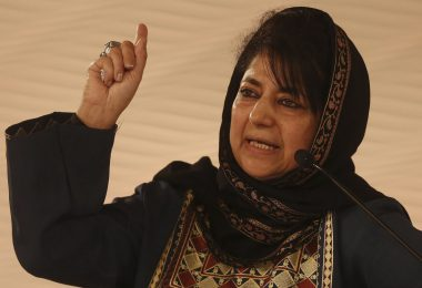 Jammu & Kashmir LIVE Updates: Didn't join hands for power, says Mehbooba