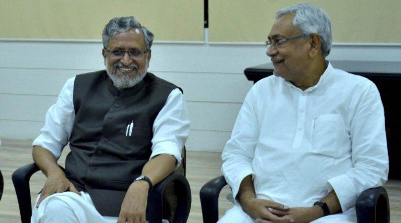 Nitish Kumar is the face of NDA in Bihar, Says Sushil Modi