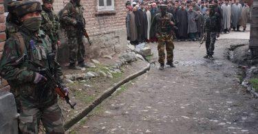 Four ISJK Terrorist died in Encounter in Kashmir after Governer rule