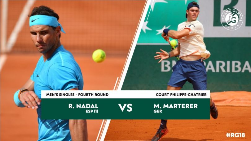 French Open 2018 LIVE Streaming DAY 9: Nadal in Action, Wozniacki out, Halep Wins