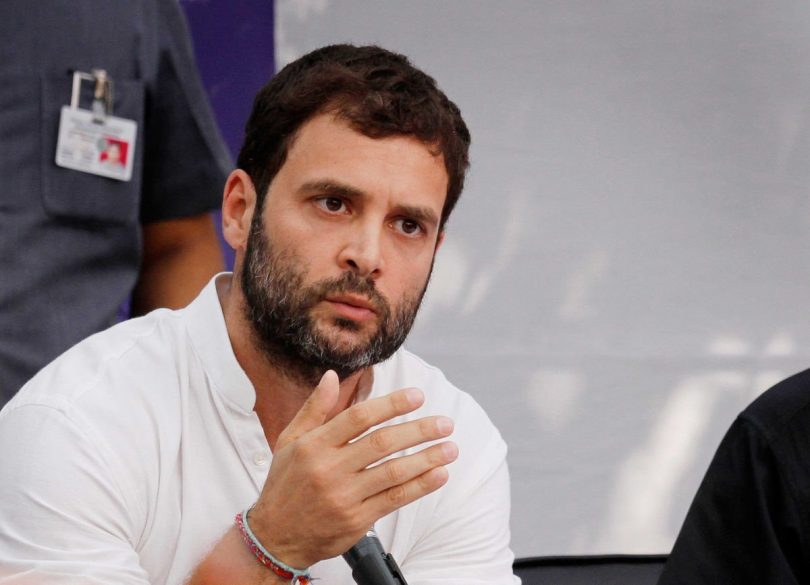 Congress President Rahul Gandhi pleads not guilty in RSS defamation case