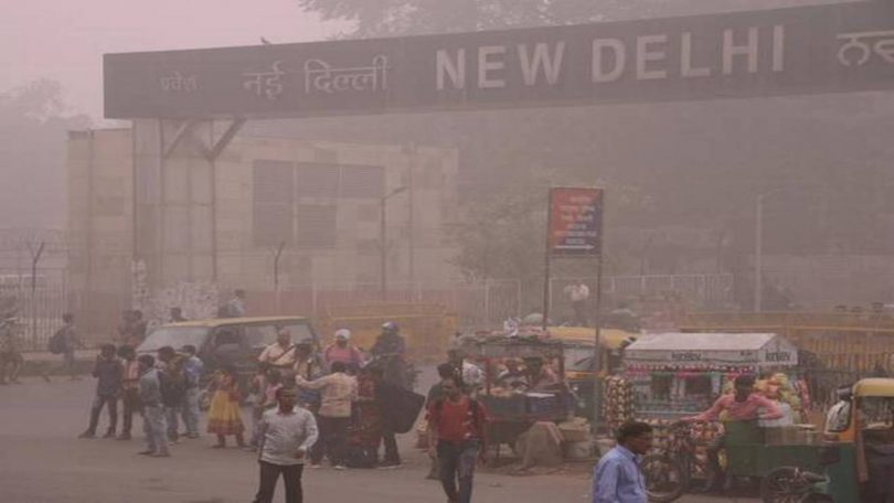 Worst Air Quality recorded in Delhi after Dust storm strikes in Western India