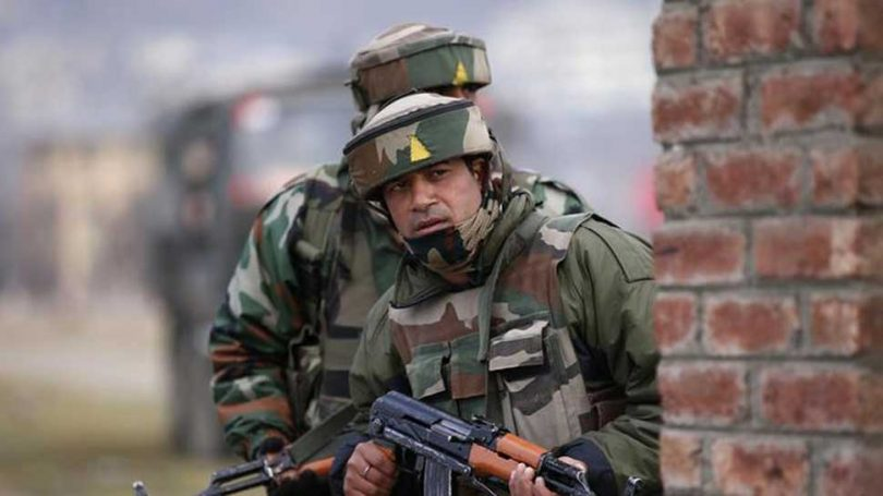 Security forces starts search operation at Jammu-Kashmir