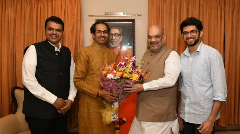 Maharashtra Legislative Council Elections 2018; Shiv Sena vs BJP Once again