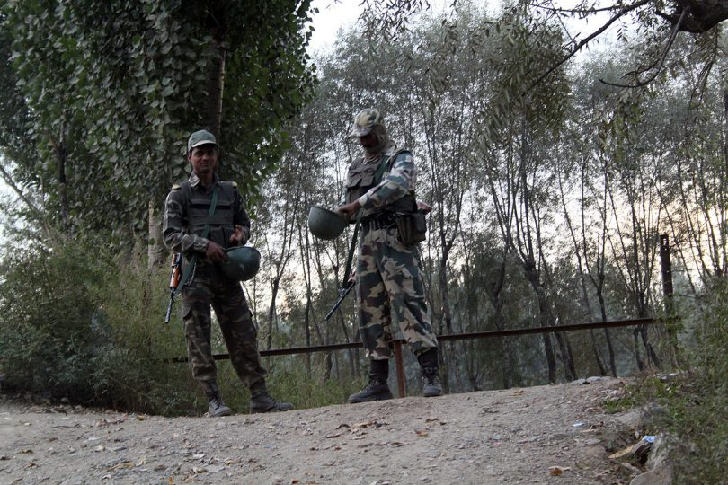 Bandipora, Jammu and Kashmir, 2 Terrorists and a Soldier killed in encounter
